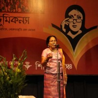 Performing Poetry by Krairi Mog Choudhury