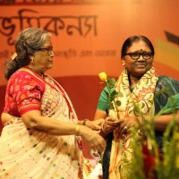 Welcoming Dr. Damayanti Beshra, Santali writer