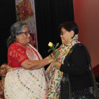 Welcoming Viola Sonachi B. Sangma, Garo writer